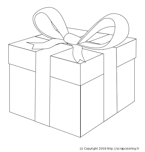 Нарисовать подарки на день рождения 137