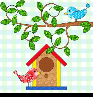 Maison aux oiseaux