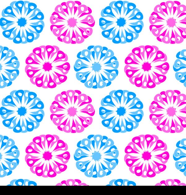 Motif Fleurs A Imprimer