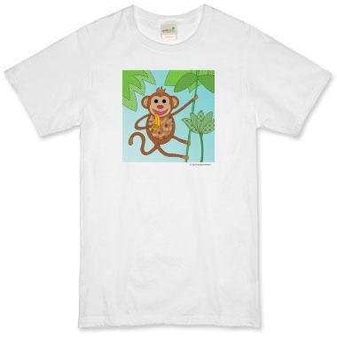 tshirt coton bio singe